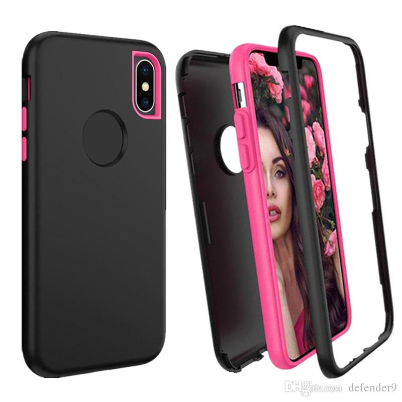 c5f2324eb2e Personalizar Fundas Movil Candy Defender Teléfono Impermeable A Prueba De  Choques Robot Teléfono Para Samsung Note 7 9 S9 S8 IPhone Xs Xr 8 7s 5 Funda  De ...