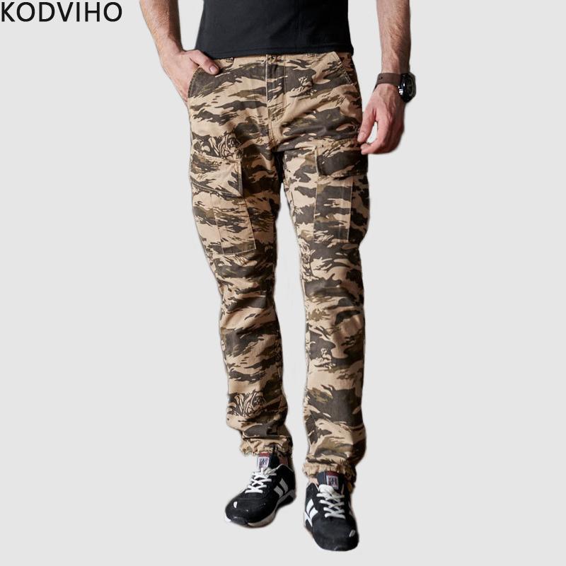 Couleurs variées achats amazon Pantalon homme camo pantalon long d entraînement homme camouflage armée  Pantaloni Uomo Pantalon Aeronautica Militaire Homme