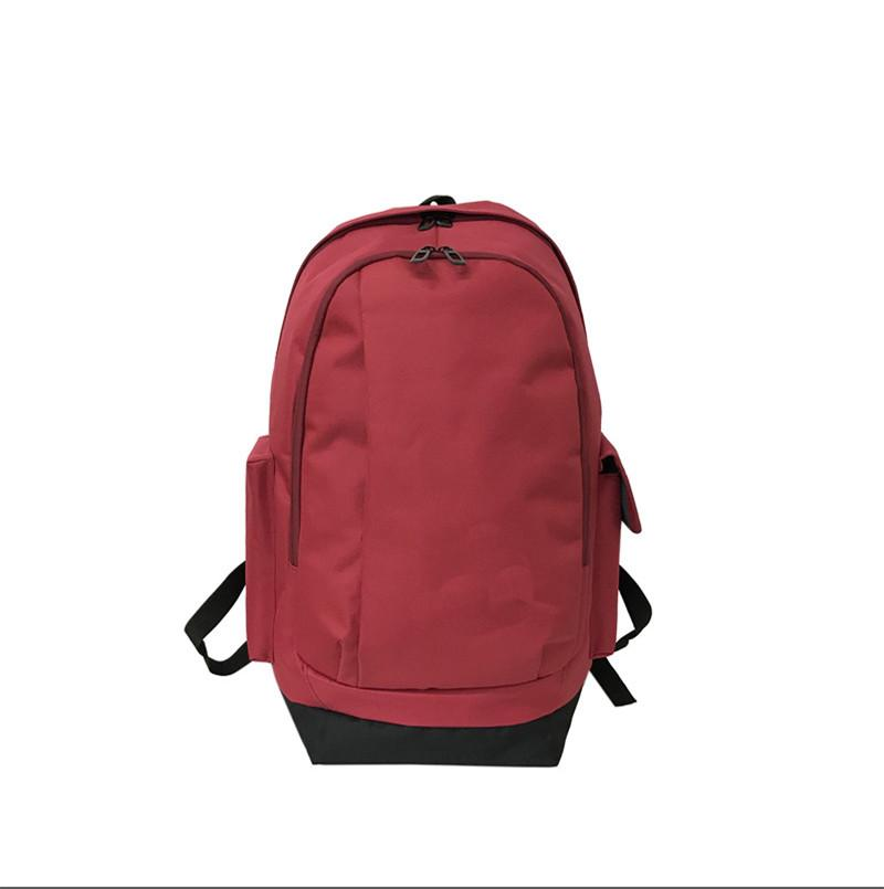 men luxury designer backpack ins canvas zip unisex multifunction double shoulder bags women travelling Hiking shopping brand backpacks cheap
