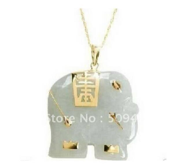 les dernières nouveautés code promo artisanat exquis LIVRAISON GRATUITE + Collier pendentif éléphant blanc NATUREL asiatique