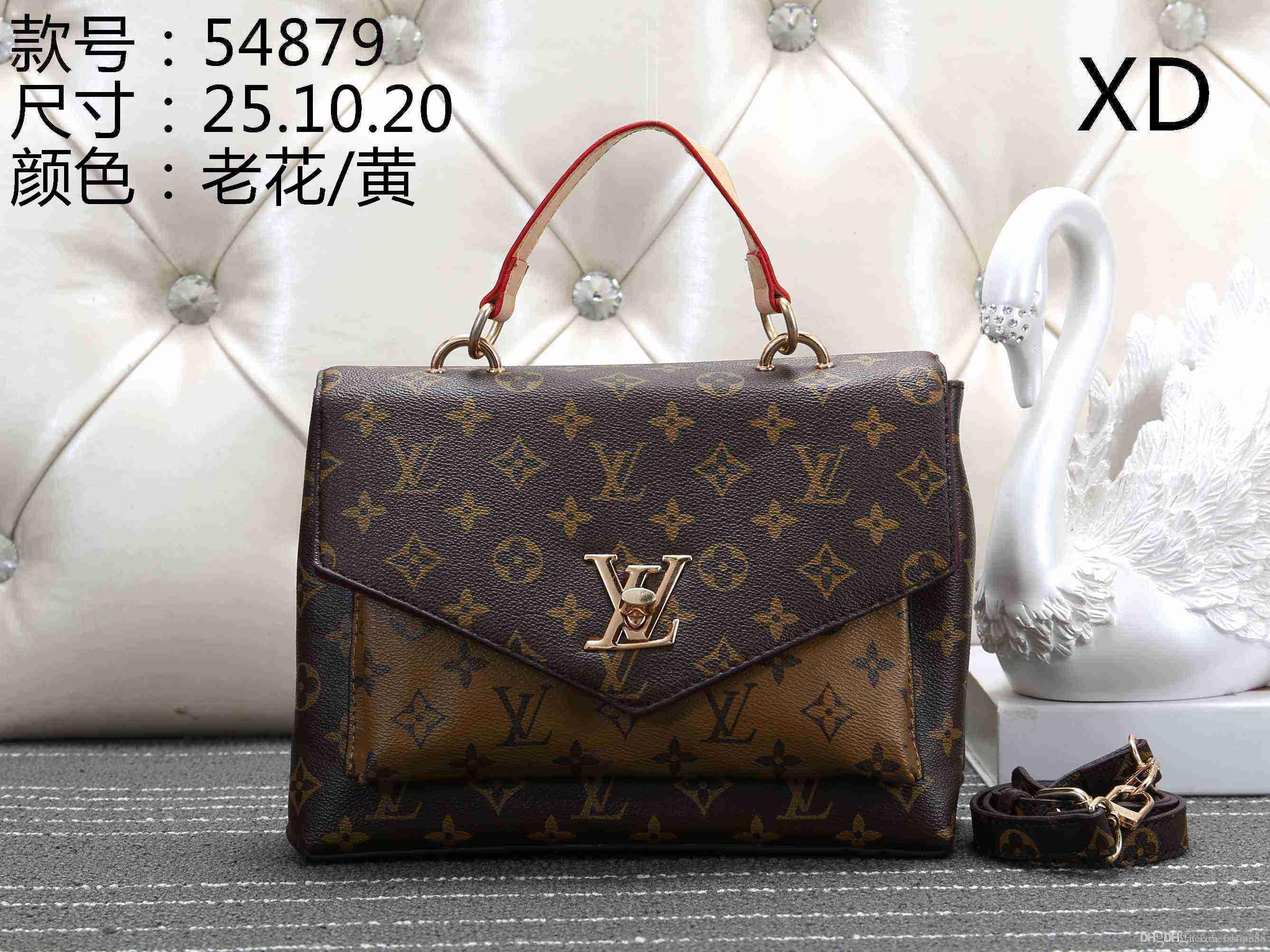 MK 54879 XD NEW Styles Fashion Bags Ladies Handbags Designer Bags Women  Tote Bag Luxury Brands Bags Single Shoulder Bag Online with  33.15 Piece on  ... 862f61a870768