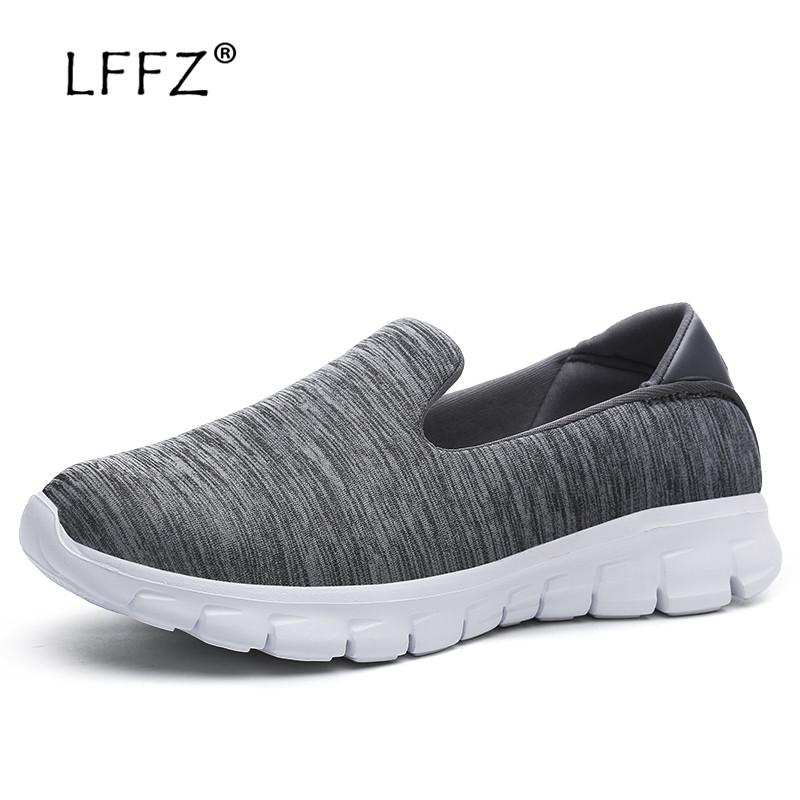 05d0602a950 Wholesale Big Size 35 42 Women Flat Shoes Multi Color Optional Fashion Women  Loafers Slip On Soft Sneakers Women Casual Candy Flats Clogs For Women Shoe  ...