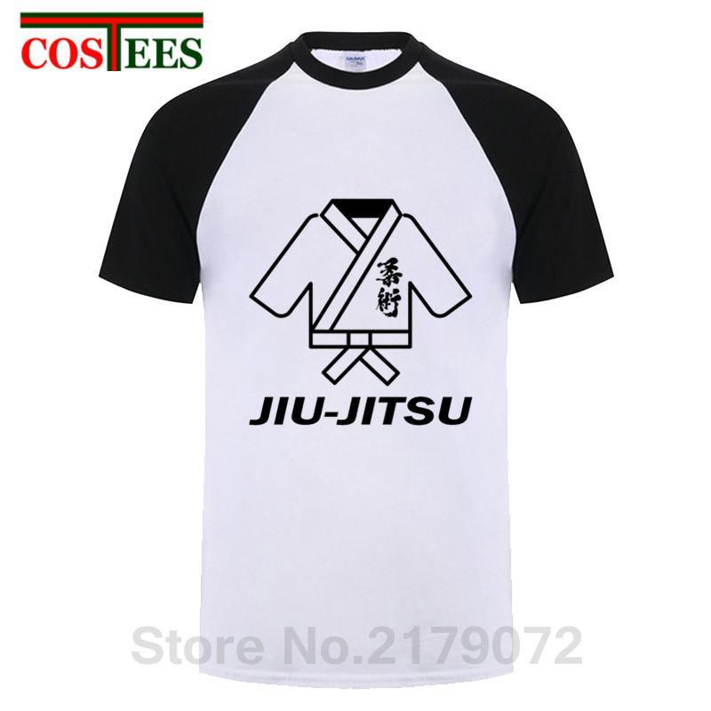 Brazilian Jiu Jitsu T shirt Men BJJ rashguards jiu-jitsu T-Shirt Funny The  GI tee shirt Fitness Crossift hipster Tops mma tshirt