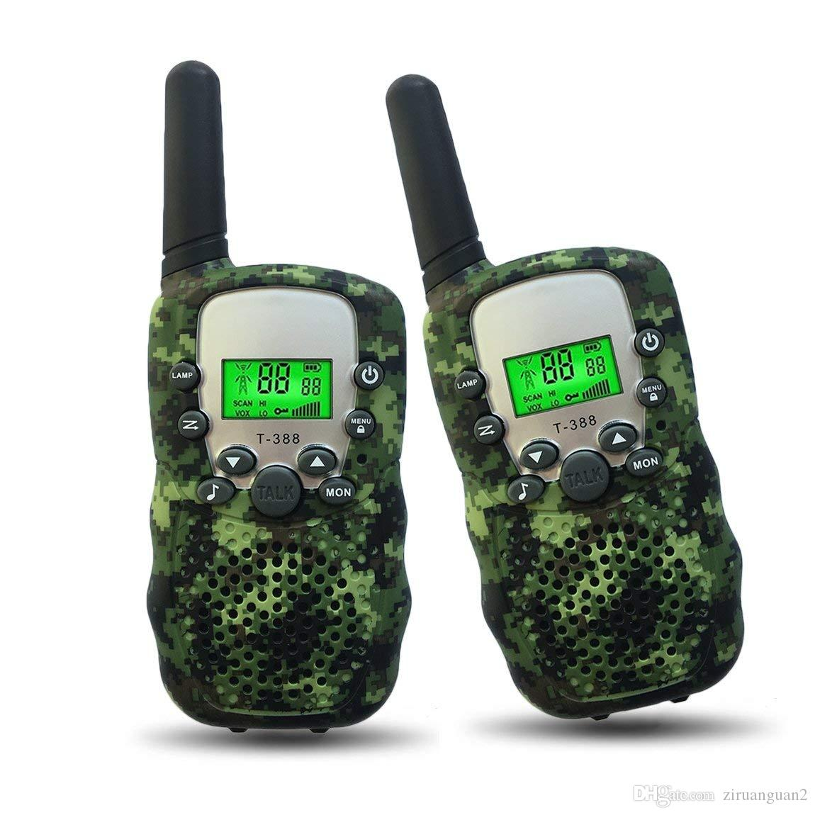 2019 Toys For Kids 5 10 Year Old Joyfun Walkie Talkies Boys Long Distance Teens Hiking Christmas Birthday Gifts 6 7 8 O From