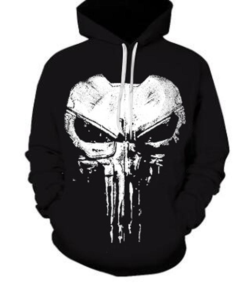 771c7f88d142 2019 New 3d Hoodies Men Hooded Sweatshirts Skull 3d Print Casual Pullovers  Streetwear Autumn Hooded Hoody Tops From Goodtshirt004
