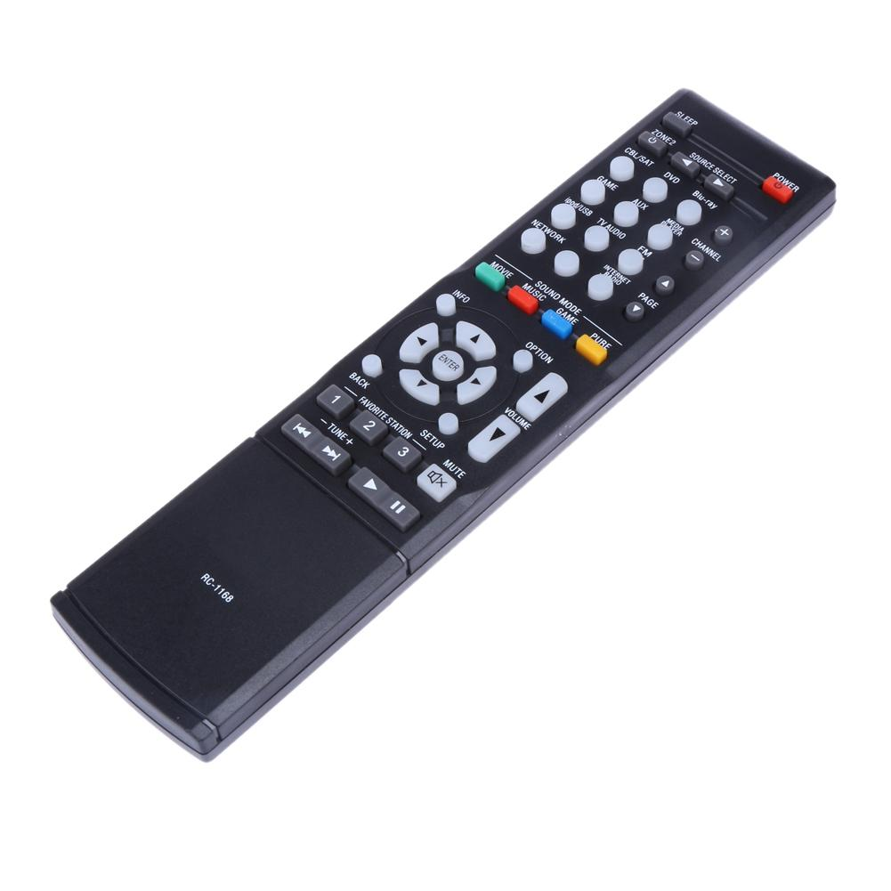 New Remote Control RC-1168 For DENON AVR1613 AVR1713 1912 1911 2312 3312  4312 4310 AV Receiver Power
