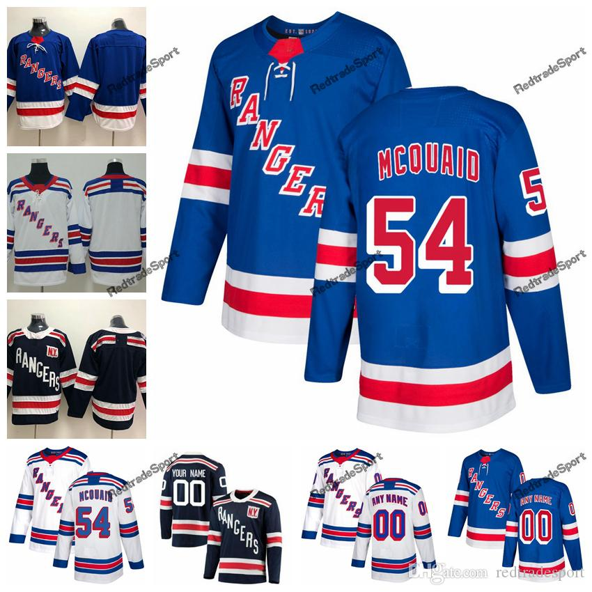 2019 2018 Winter Classic New York Rangers Adam McQuaid Hockey Jerseys Mens  Custom Name Home  54 Adam McQuaid Stitched Hockey Shirts S XXXL From ... f65b07df123