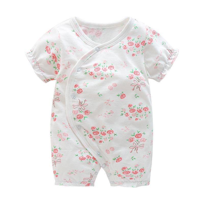 1d4fbb5ee 2019 Good Quality 2019 Baby Romper Newborn Baby Summer Onesies ...