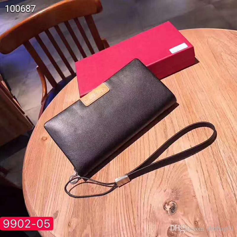 Pink sugao designer bags luxury coin purses for men 2019 new fashion top quality small bags famous brand simple and graceful wallets