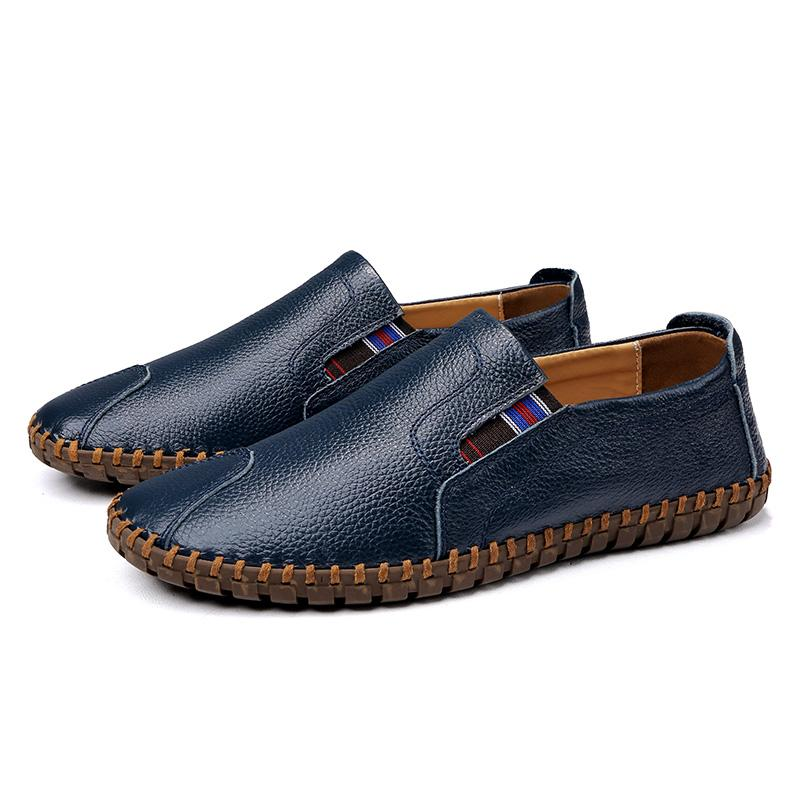 Shoes Men Casual Loafers Male Zapato De Hombre Slip On Boat Shoes Autumn  Breathable Soft Flat Formal Shoes Shoe Shops From Vikiipedia 3be3acb4d5e3