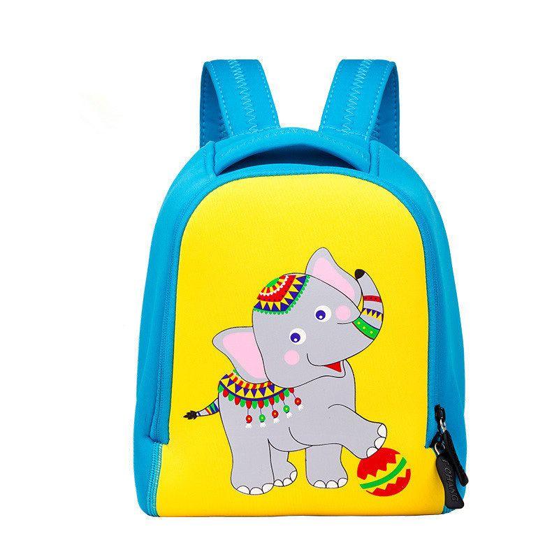 Factory Kindergarten Children School Bags For Baby Girls Boys Cute 3d  Cartoon Animal Pig Kids Backpack Schoolbag 1 3 Years Gift Backpacks For Kids  Bookbag ... 9332740cc3a22