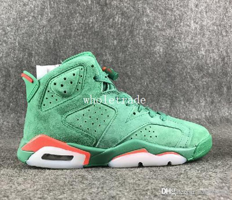 info for 27572 ac04c 6 Gatorade Basketball Shoes Mens 6 Gatorade Green Sneakers for sale Size  8-13 Come With Box