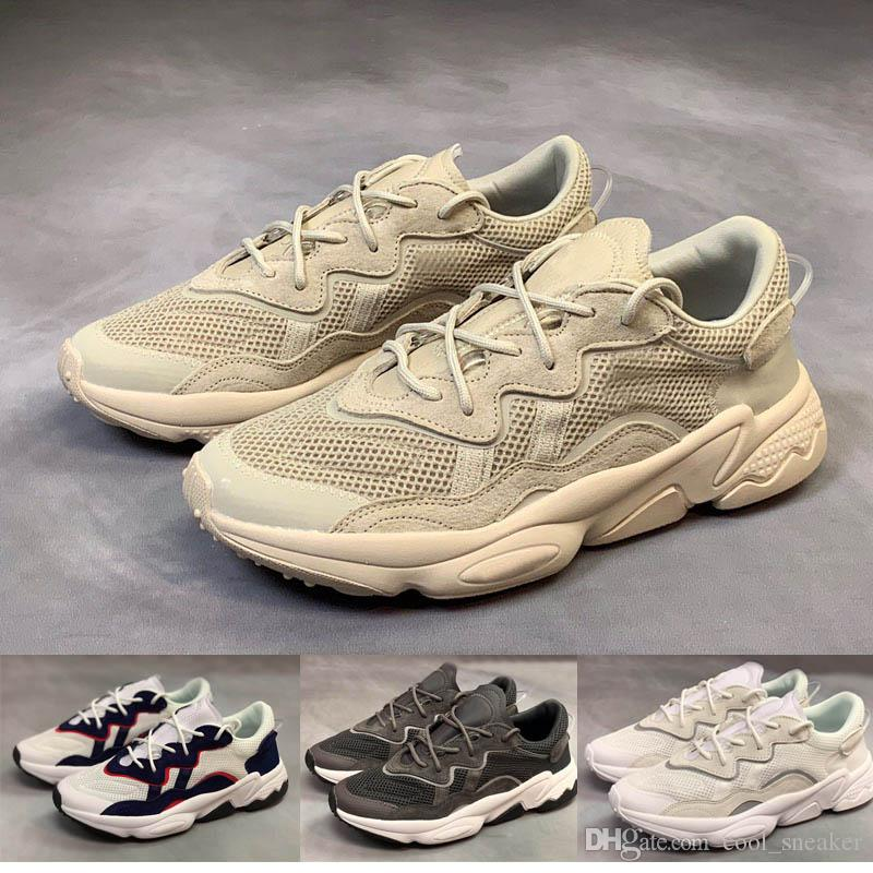 2019 new Consortium To Debut The Ozweego With The X Model Pack summer breathe designer trainer for Men Women Running shoes Sport sneaker