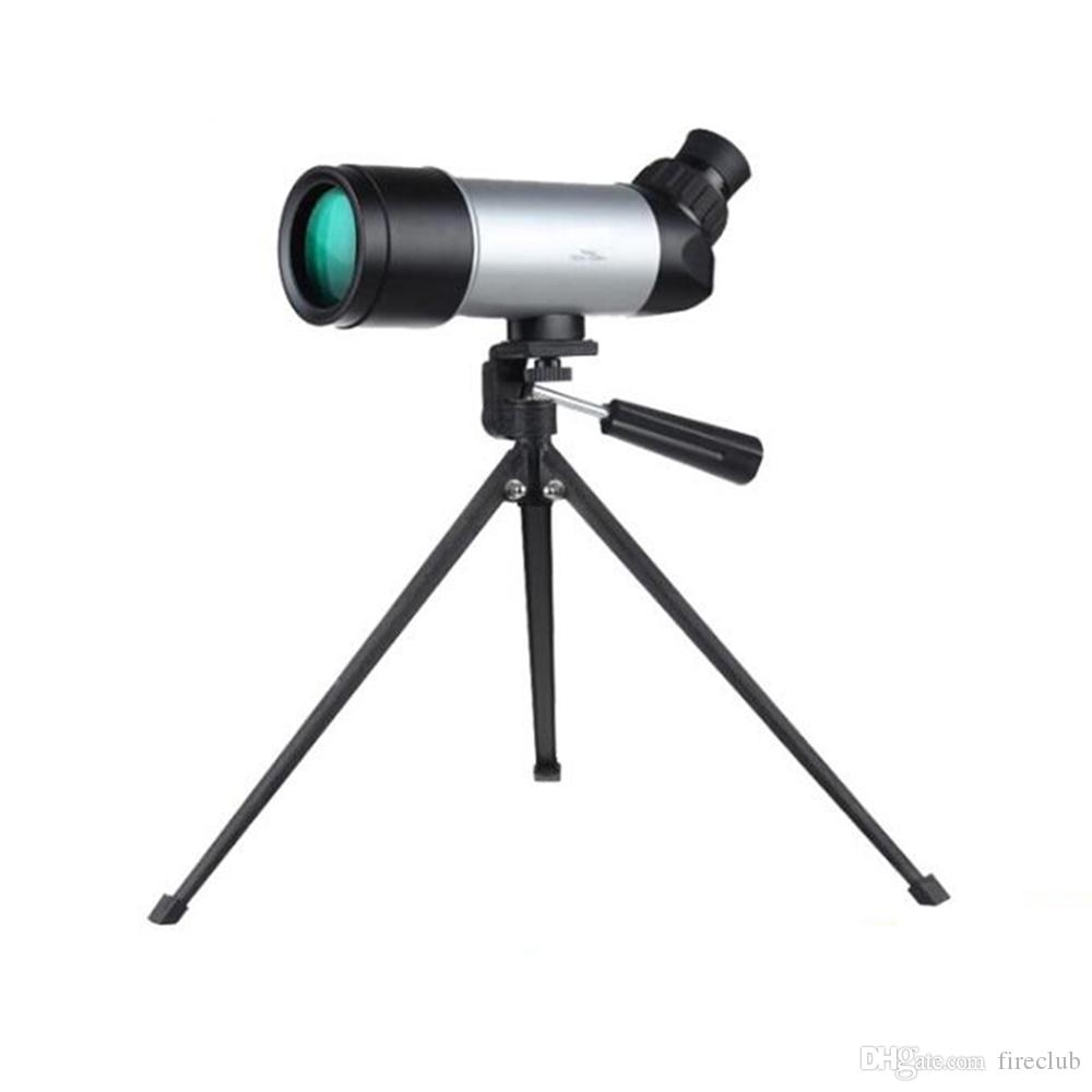 FIRECLUB 15x52 Bird Watching Zoom Telescope HD With Tripod Viewing Target Night Vision Monocular Telescope Spotting Scope