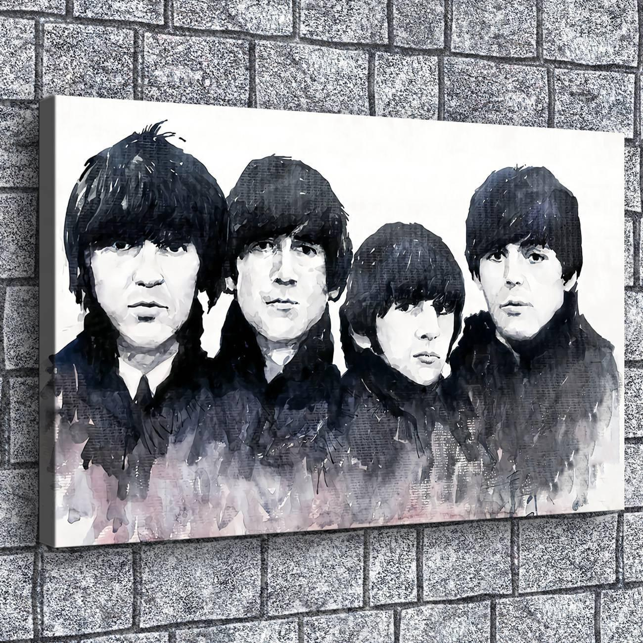 2019 BeatlesHome Decor HD Printed Modern Art Painting On Canvas Unframed Framed From Qq6241139 905
