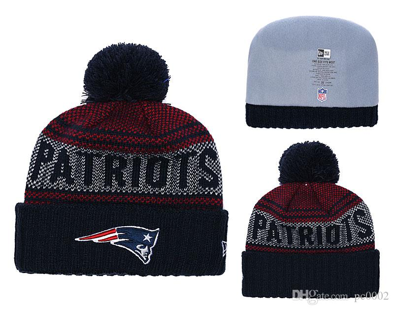 dbc62ec96c2 Men s New England Patriots New Navy 2018 Sideline Cold Weather ...