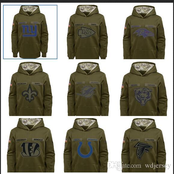 new product 10cdf 6c0c0 chicago bears salute to service hoodie