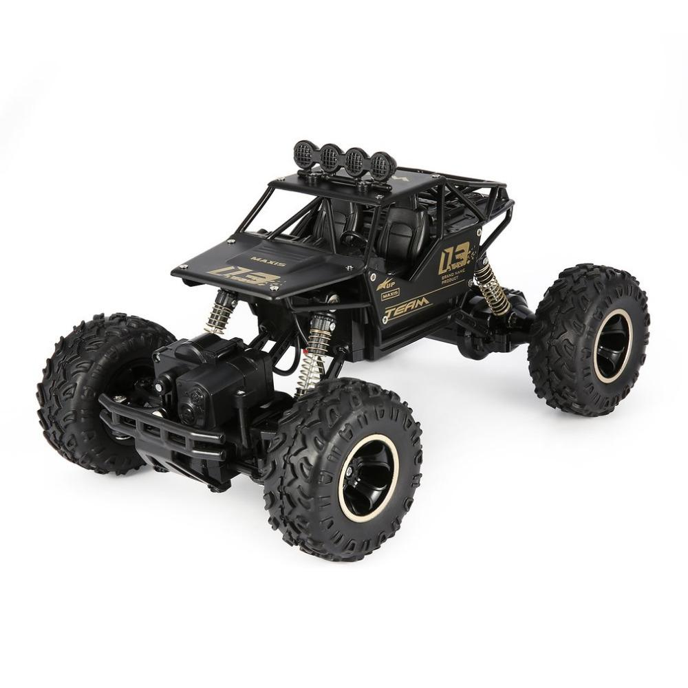 1/16 Alloy Body Shell Rock Crawler Double Motors Off-road RC Remote Control car