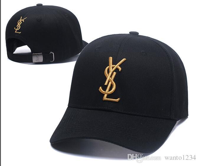 7aacc5677f3c6 2019 New Style Fashion Gorras Luxury Designer Cap Mens Sport Hats ...