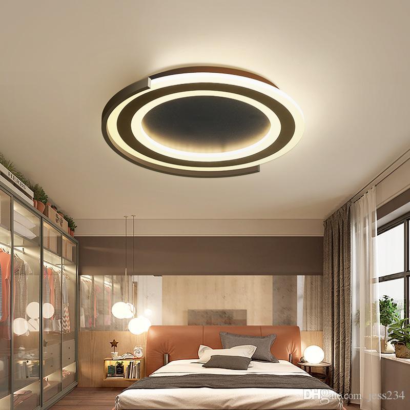 Acheter Salon Chambre Plafonniers Lampe LED Pour Salon Chambre Avize ...