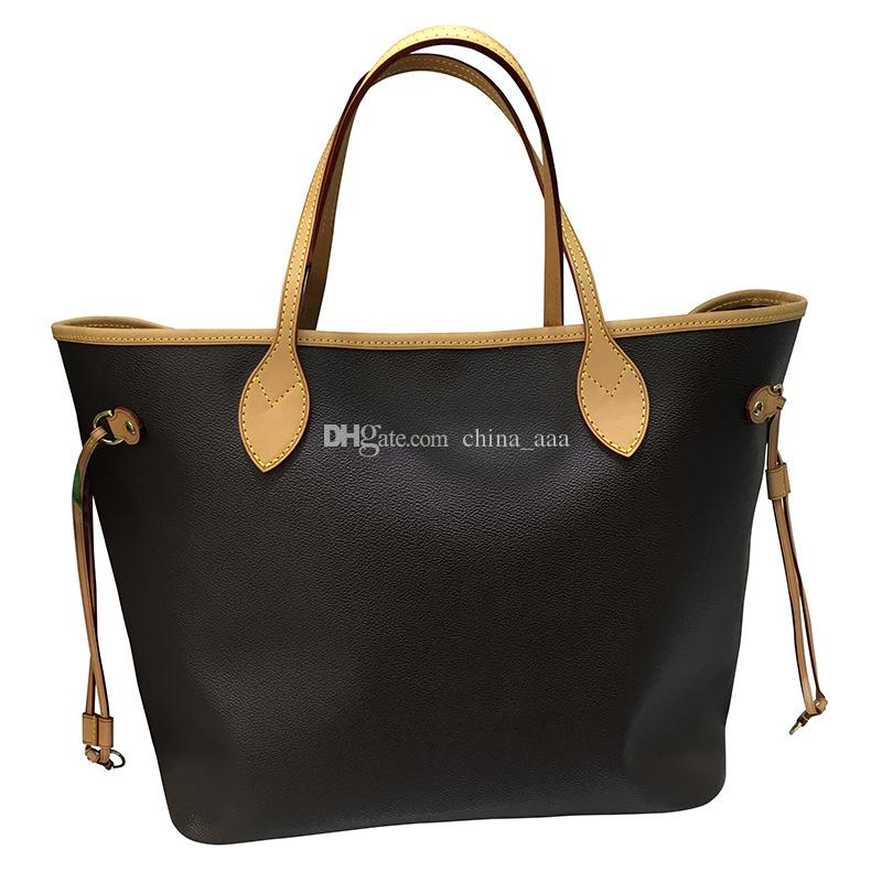 c536e5dd62cd5 Großhandel Neueste Frauen Große Shopper Taschen Aus Echtem Leder Handtaschen  Frauen Business Laptop Tasche 40996 Mit Cluth Burse Von China aaa
