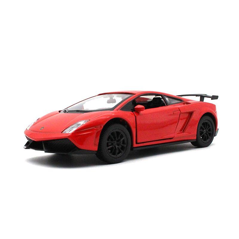 2019 1 32 Kids Toys Lambo Lp570 Diecast Car Model Metallic Material