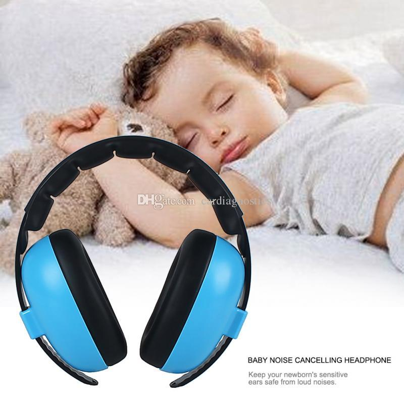 CDT 1pc Baby Noise Cancelling Earmuffs Headphone ABS Hearing Protection Safety Earmuffs Noise Reduction Ear Protector for Child Baby