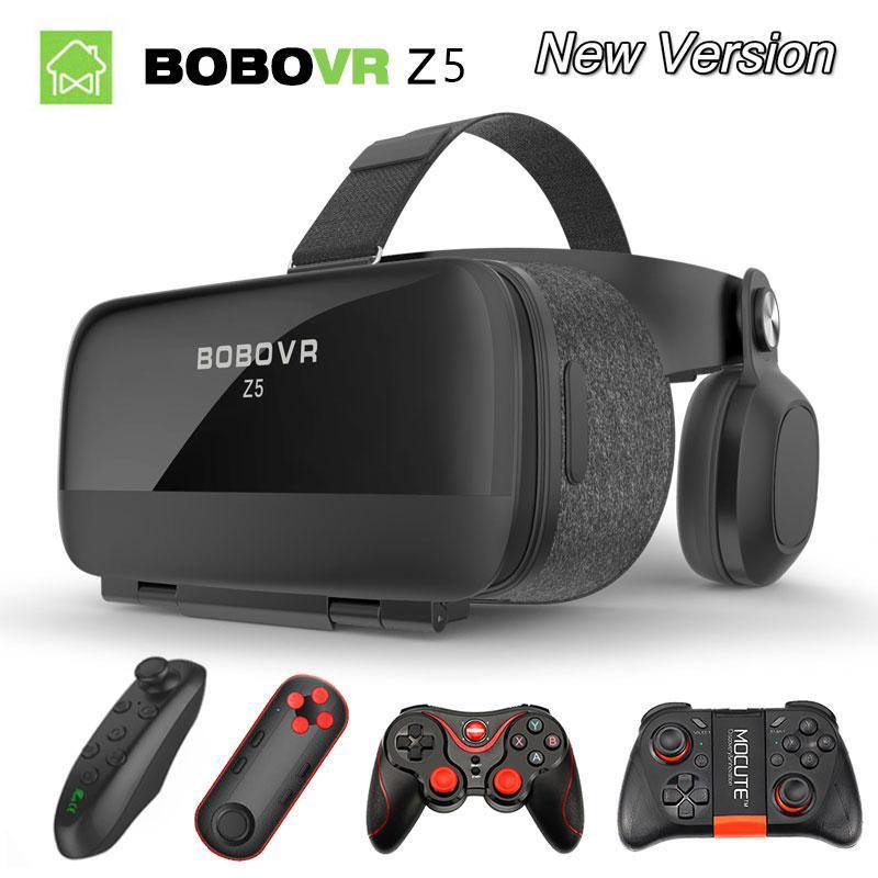 15b9821d724 2019 Original Bobovr Z5 Bobo Vr Z5 Virtual Reality Goggles 120 FOV 3D  Glasses Google Cardboard With Headset Stereo Box For Smartphone From  Star electronics