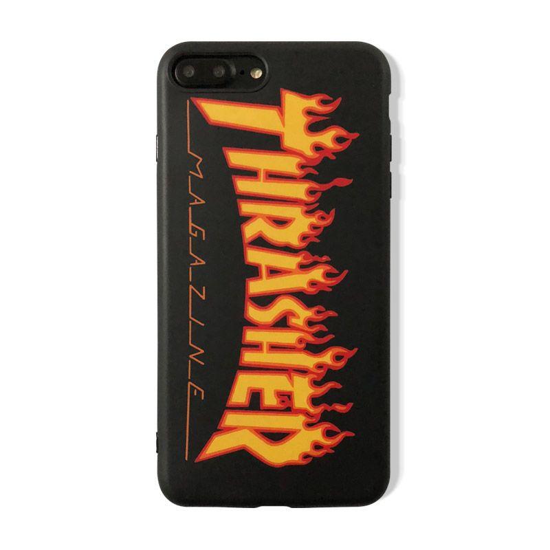 promo code b46dc 98458 Fashion Brand Cool Phone Case for IphoneX IphoneXs 7Plus/8Plus 7/8 6/6sPlus  6/6s Protective Back Cover Phone Case