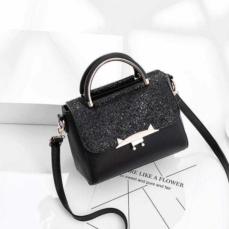8d44cda596 BlingBling Bag Leather Luxury Handbag Women Crossbody Bag For Women 2019  Fashion Design Women Shoulder Bags Ladies Hand Bags Bags For Sale Handmade  Leather ...