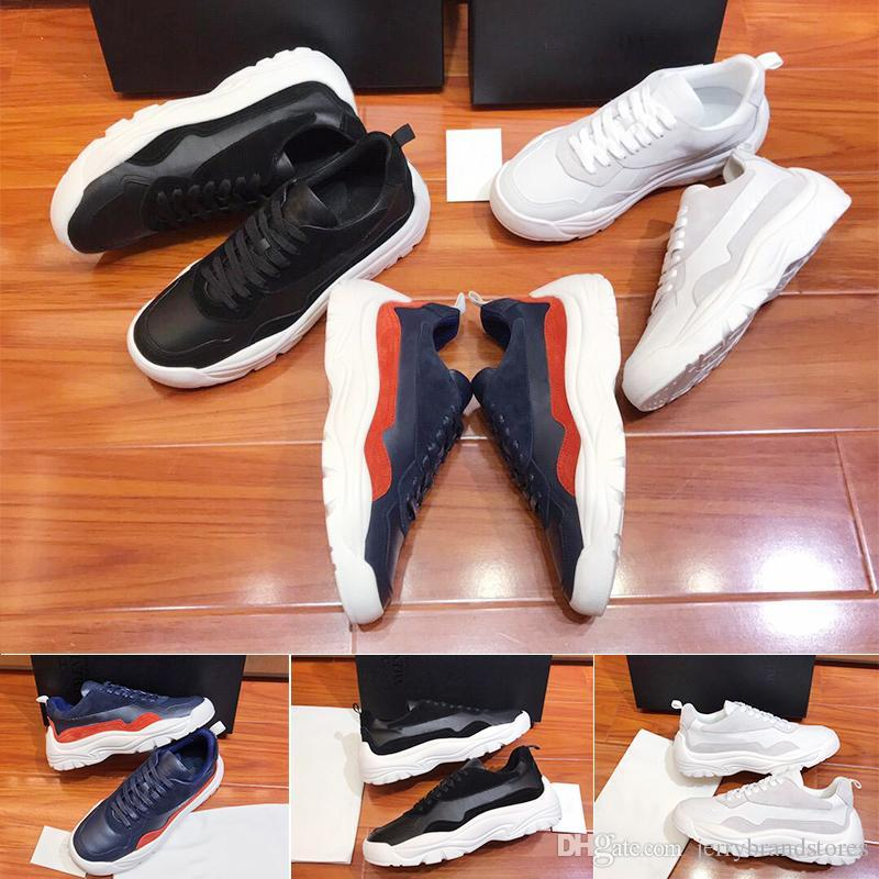 ee176fbb5b9 2019 New Luxury Designer Away Casual Leather Brand Time Out Shoes Men Women  FRONTROW Monogram Fashion Online with $185.8/Pair on Sunnyaugust's Store ...