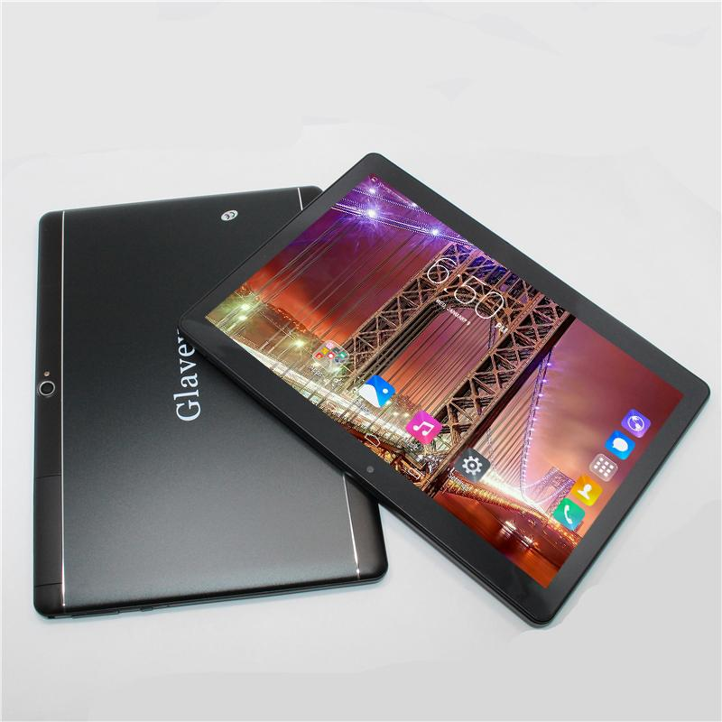 Glavey 10 1'' MTK6582 Android 6 0 Tablet PC 1280*800 IPS HD Quad Core 3G  GSM WCDMA Phone call PC 16G ROM 1G RAM Metal shell