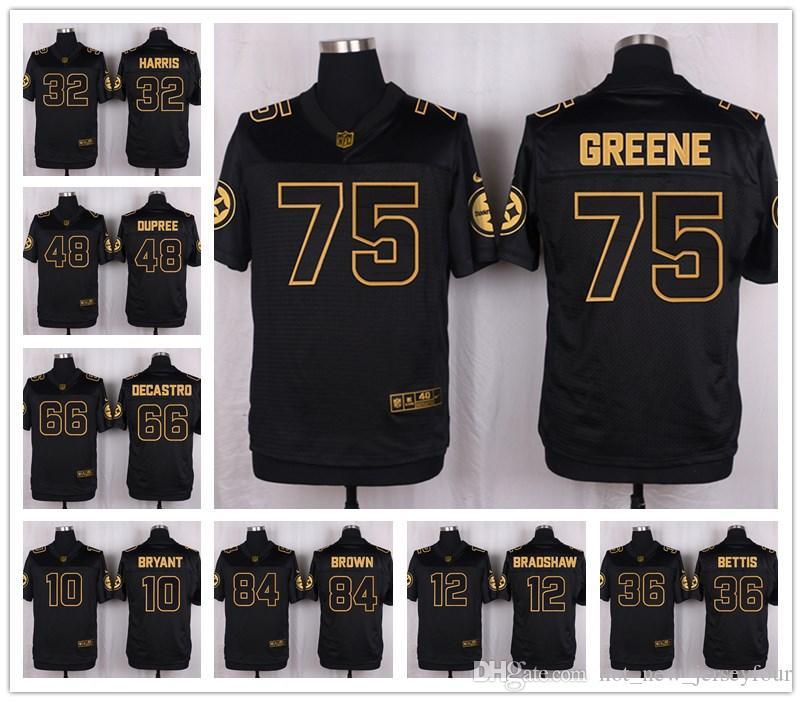 huge discount 4158f 150e0 2016 Pittsburgh 50th Anniversary football jersey 43 Troy Polamalu 48 Bud  Dupree 50 Ryan Shazier Steelers jerseys