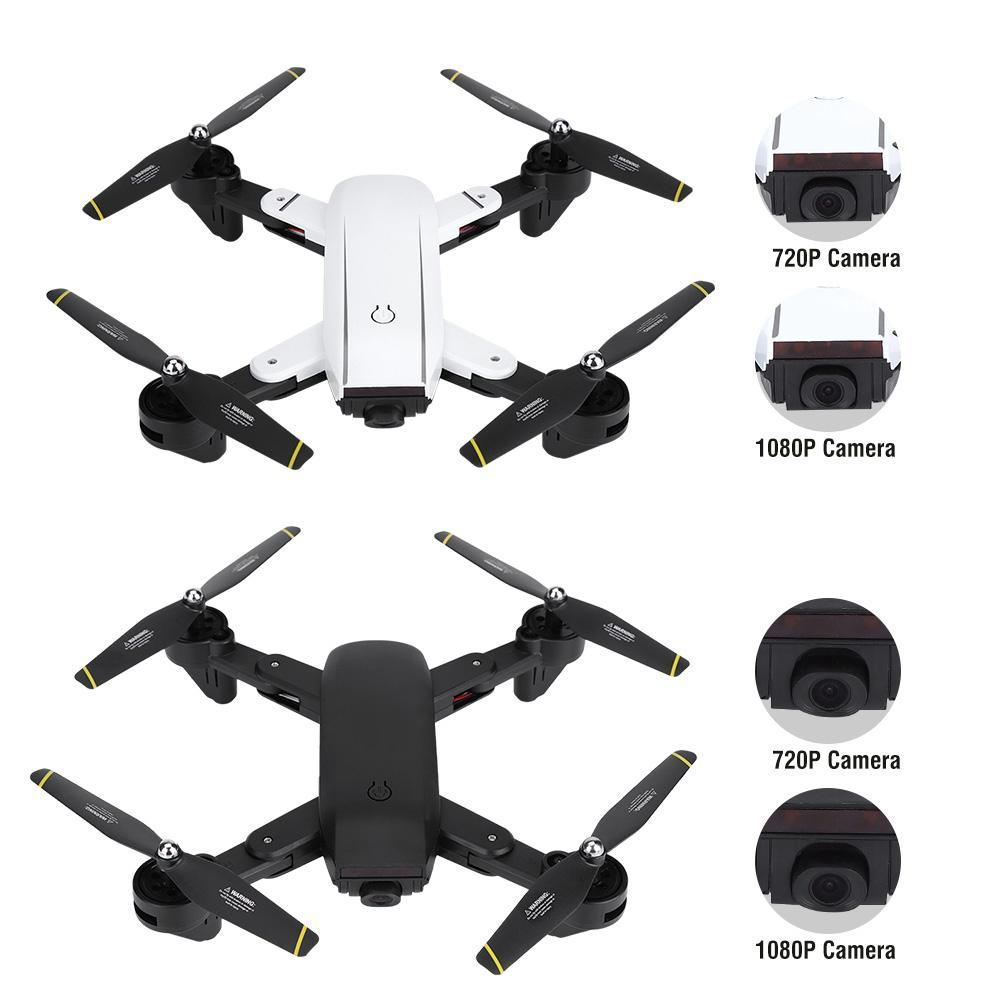 Responsible Eachine Drone X Pro Foldable 2.4ghz Quadcopter Wifi 1080p Camera 4 Pcs Batteries Rc Model Vehicles & Kits