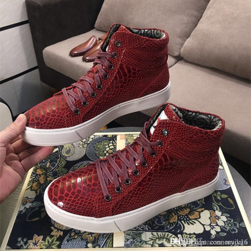 c74fffbf06b Luxury Designer Luxury Designer Red Bottoms Men Women Shoes Fashion Suede  With Spikes Loafers Rivets Designer Casual Dress Sneakers Soles Thigh High  Boots ...