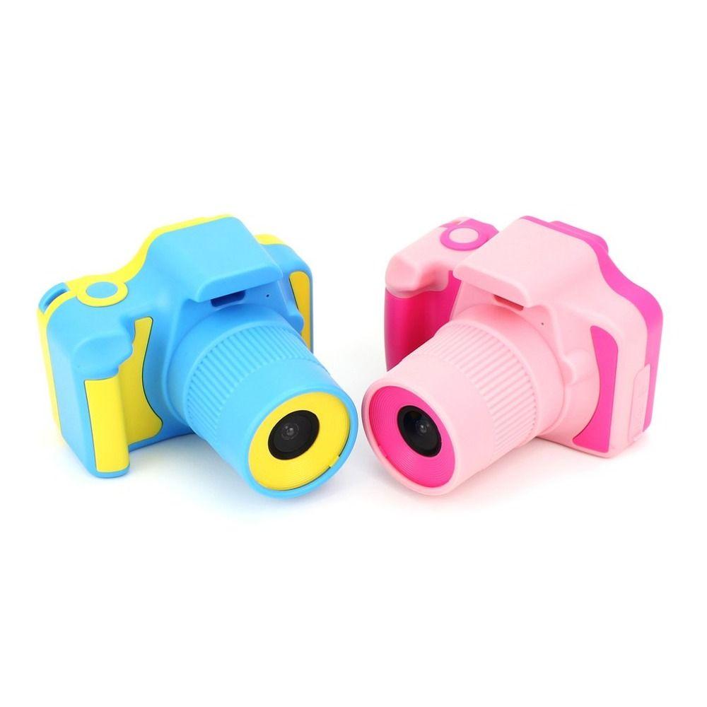fa4dee990e Acquista Videocamera Digitale Bambini HD 1080P Videocamera Digitale Schermo  LCD Da 2 Pollici Bambini Portatili Mini DV Uso Domestico Da Viaggio A  $23.68 Dal ...