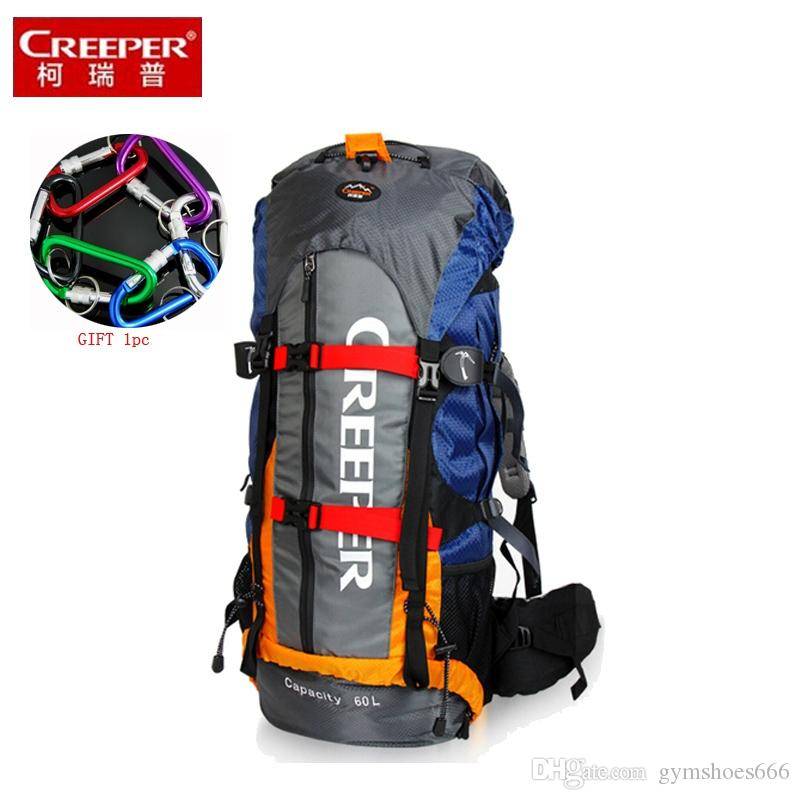 2018 Hot Sale Outdoor Women Backpack 60L Hiking Backpack Camping ... a07cdd4ba1702