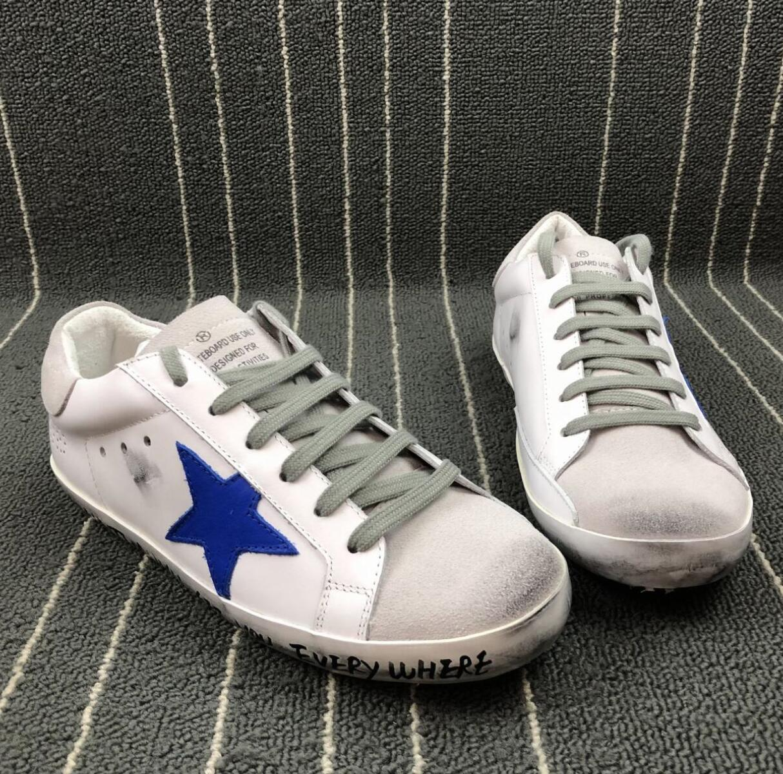 sale sneakers geox euwfh 3 oldnkjbig 00eakers Echtes Leder Villous Dermis Casual Schuhe Herren Und Damen Luxus Superstar trainer 36 39