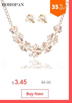 Conjuntos de Jóias de luxo Para As Mulheres Geometria Pingentes Declaração Colares Brincos 3 Cor Gem Fashion Jewelry Set Acessórios Do Casamento