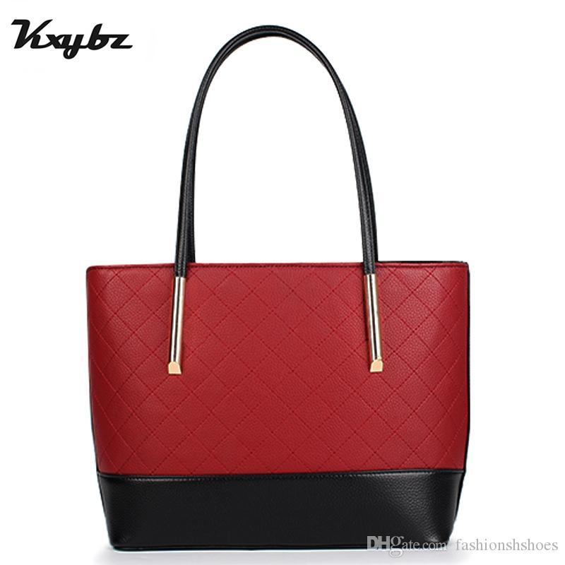 6828596963fb 2019 Fashion Women Bag Top-Handle Shoulder Bag TopHandle Casual Handbag  Ladies Tote Large Women s Handbags High Quality N #182957