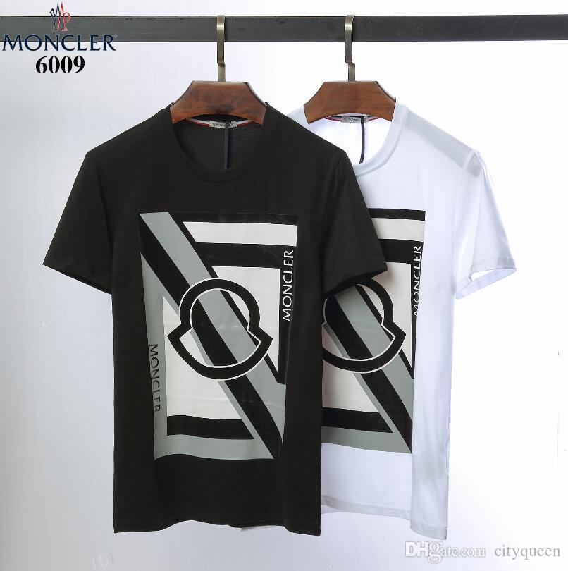 b77d2fb1ebe0 2019 MEN Designer Mens Polo Shirt T Shirts Striped Bee Snake ...