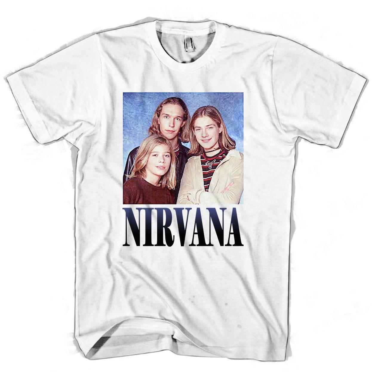 c4cb1e20 Nirvana Hanson Men's / Women's T Shirt Funny free shipping Unisex Casual  Tshirt top