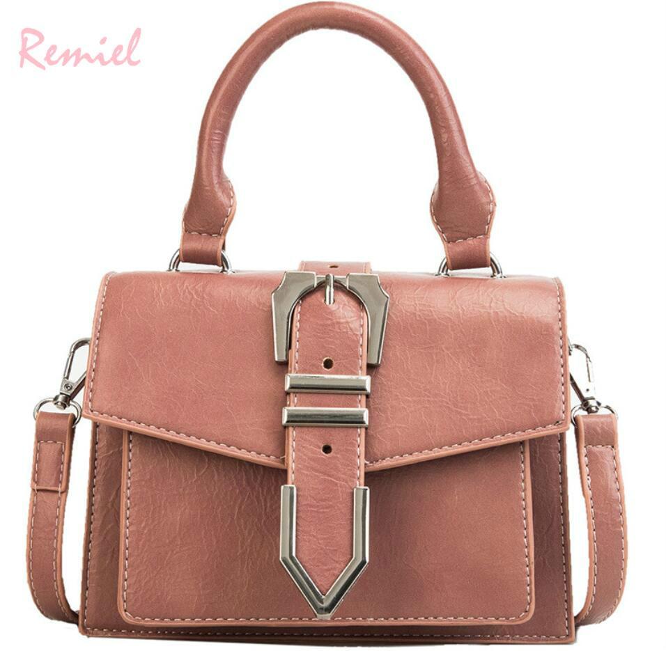 Sac à main de luxe 2019 mode nouvelle haute qualité en cuir PU Designer sac à main des femmes élégante Lady Lock Tote Shoulder Messenger sacs