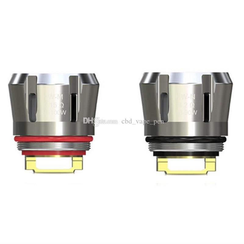 HW-M 0.15ohm Coil Head HW-N 0.2ohm Atomizer Coil ELLO Duro vape Tank Replacement Core for i-Just 3 Kit