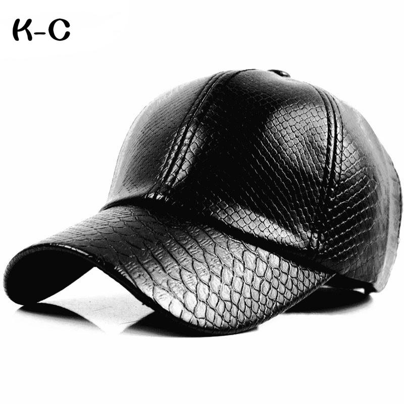 5ef6ffa8cfe2fb 2019 Fashion Baseball Cap Women Fall Faux Leather Cap Hip Hop Snapback Hats  For Men Winter Hat For Women Fitted Cap Baseball Caps For Men From Lsy1224,  ...