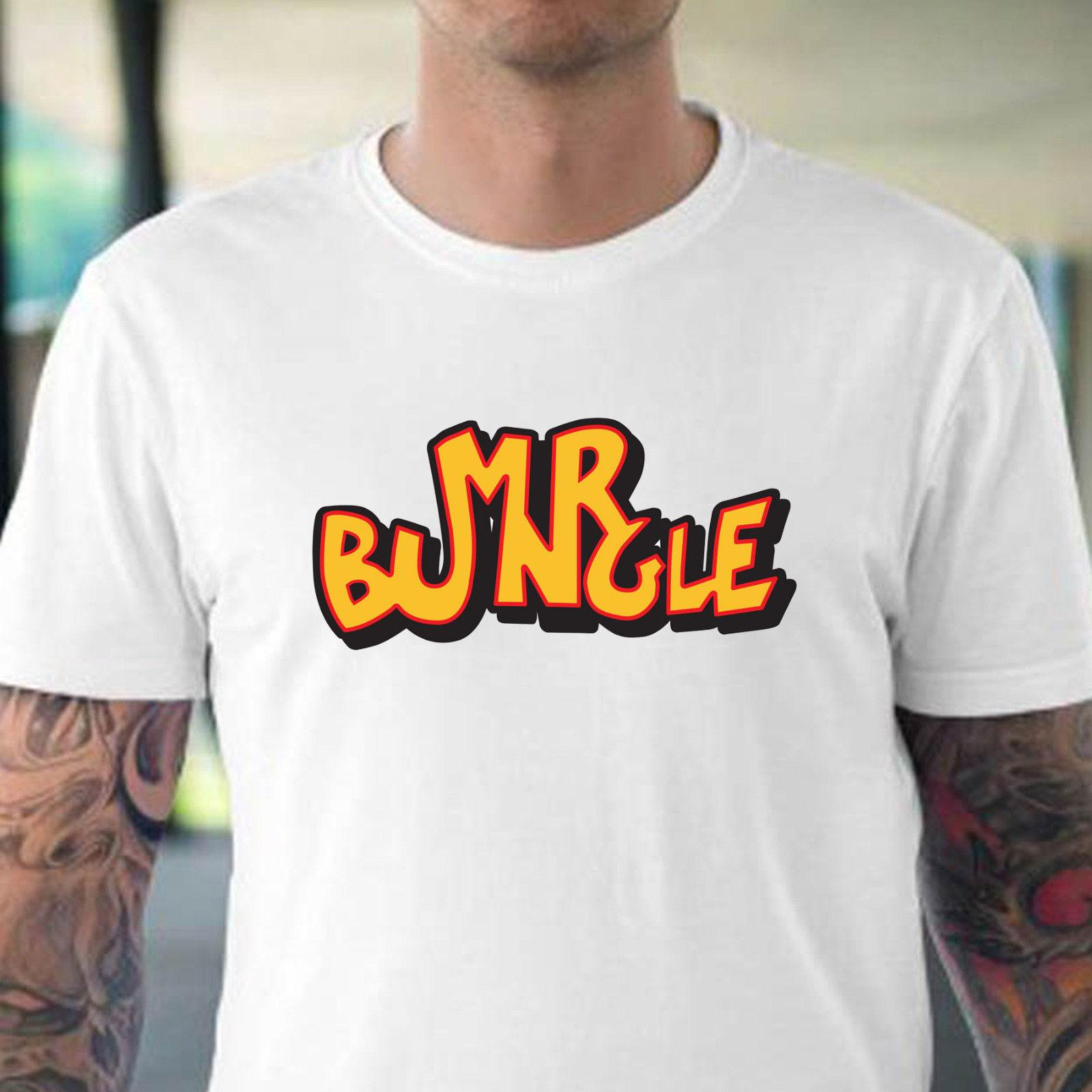 a1c47c81fff MR BUNGLE LOGO FUNNY Men White T Shirt 100% Cotton Graphic Tee Short  SleeveMen Women Unisex Fashion Tshirt Coolest Shirts Funny T Shirt Slogans  From ...