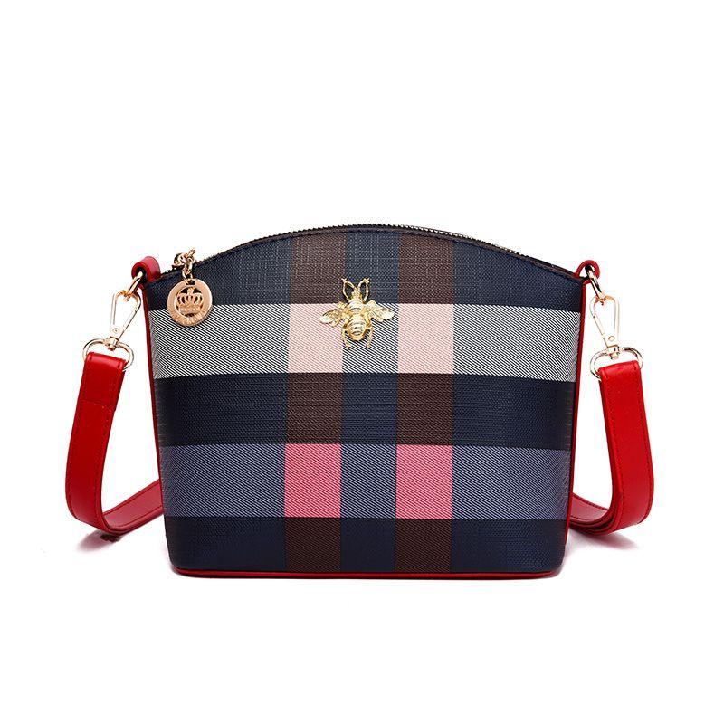 b2c5bd270 New 2019 Handbag Bolsa Feminina PVC Leather Crossbody Bags For Women 2019  Sac Main Femme Travel Ladies Hand Bags Satchel Handbags Ladies Purses From  ...