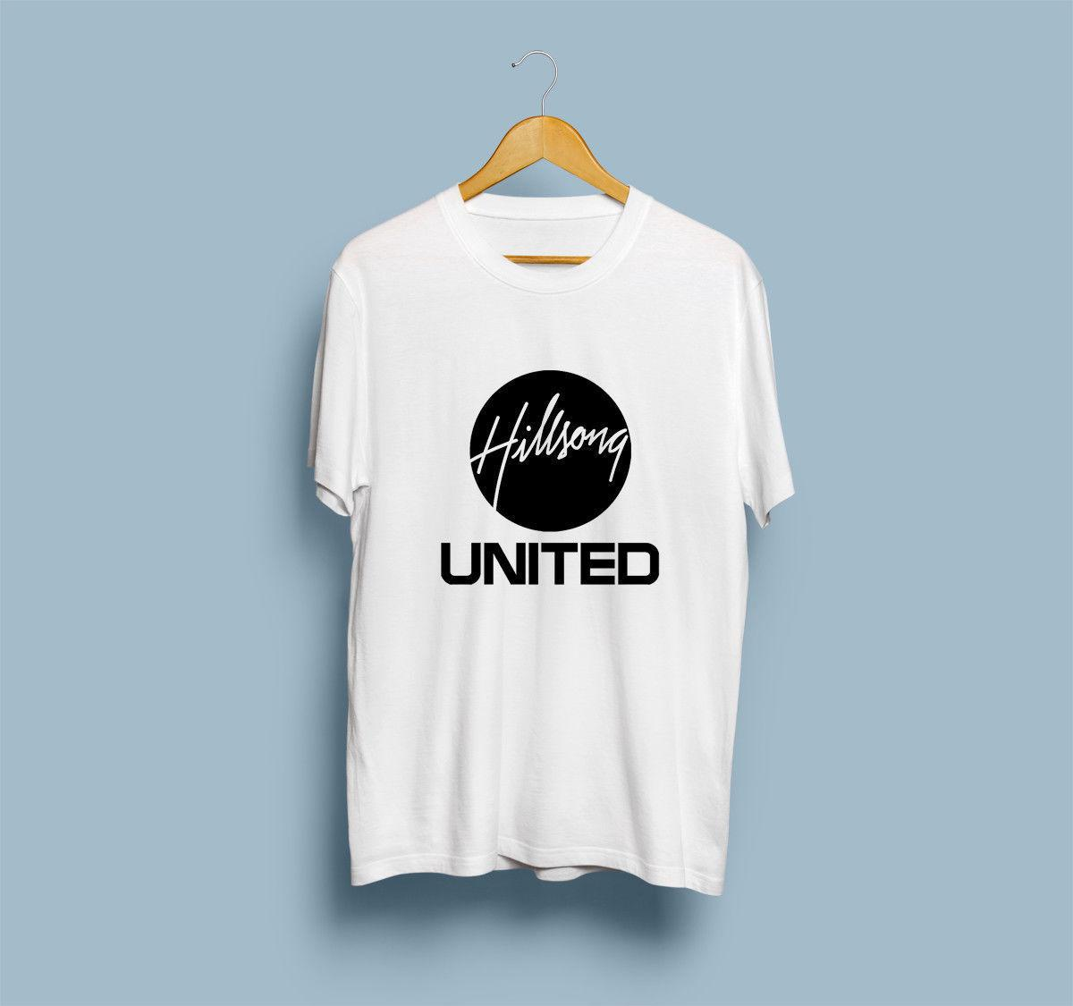 3e053ec3492 NEW Hillsong United 3 Worship Band T SHIRT S 5XL MAN WOMAN 2018 Male Short  Sleeve Top Tee Hip Hop Style Tops Purchase T Shirt Crazy Tee Shirts Online  From ...
