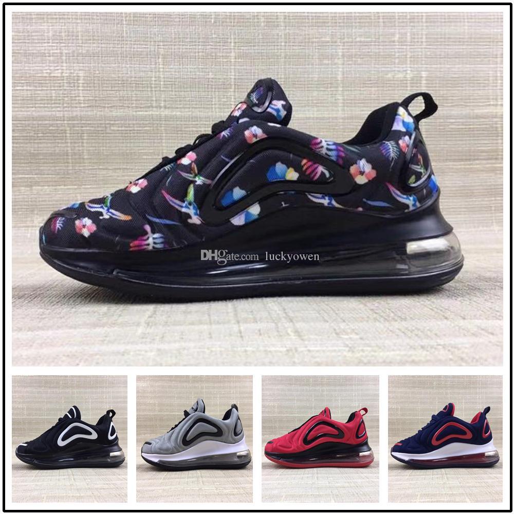 new style 4a368 f3dee Acquista Nike Air Max Airmax 720 Vapormax Scarpa New Kids 720 Bambina  Bambina Bambino Alta Qualità Classica 270 Sneakers Outdoor Atletiche Scarpe  Casual Da ...