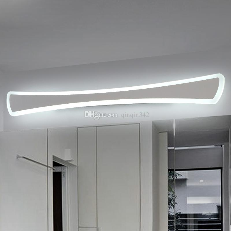 Großhandel Moderne LED Spiegel Lichter 0,4 Mt ~ 1,2 Mt Wandleuchte ...
